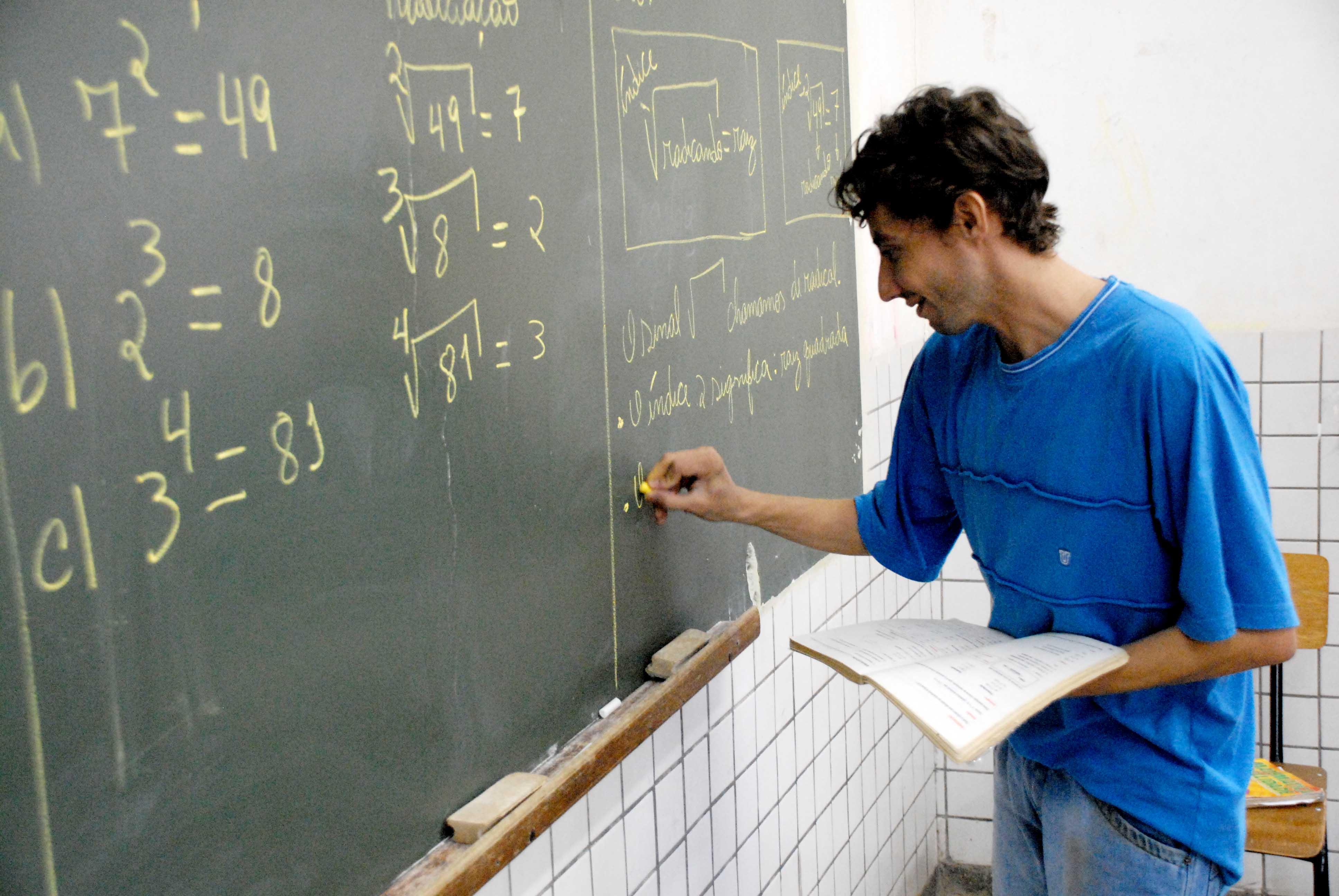 professor-lousa